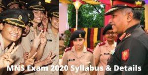 SSB Exam 2020