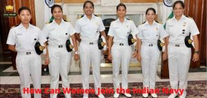 How Can Women Join the Indian Navy